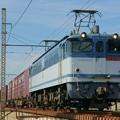 写真: 5087レ【EF65 2092牽引】
