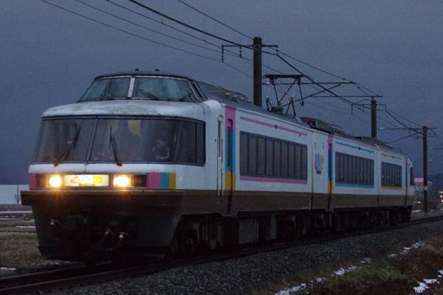 """485系新潟車改""""NO.DO.KA"""" 終幕NO.DO.KA"""