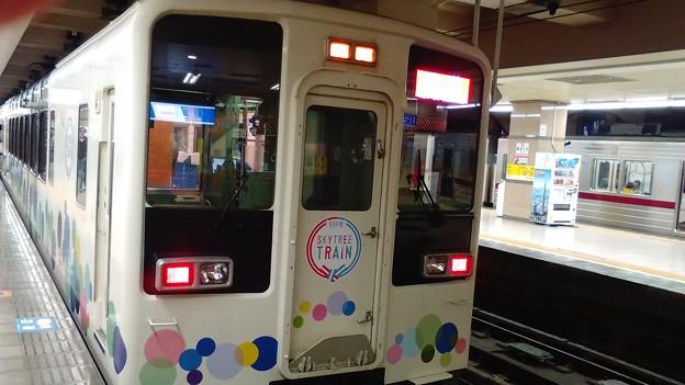 スカイツリートレイン大宮発最終02