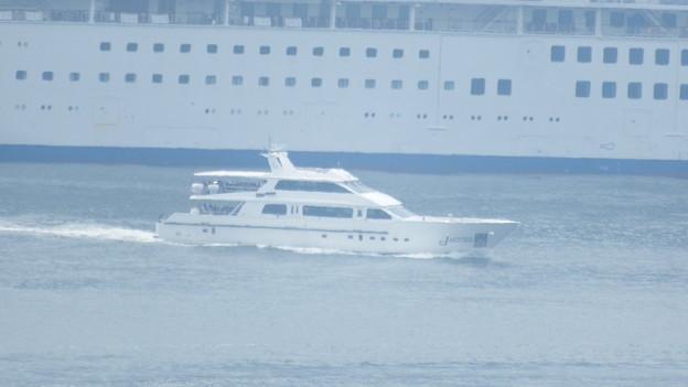 軍艦島観光船