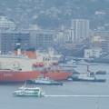 南極観測船しらせ入港 1