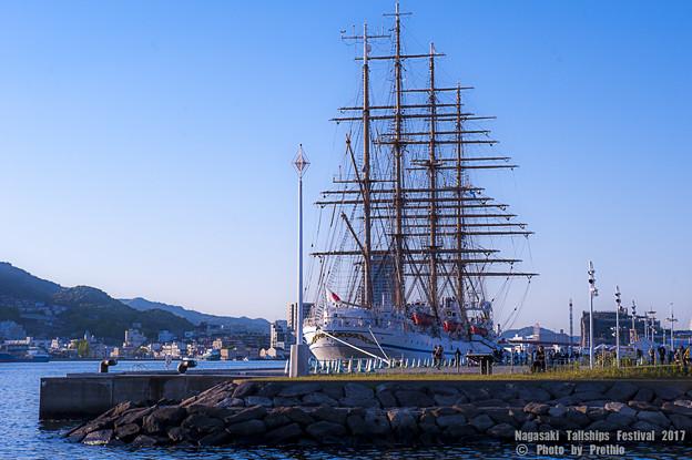 2017 長崎帆船まつり5