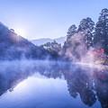 2017 金鱗湖の紅葉5