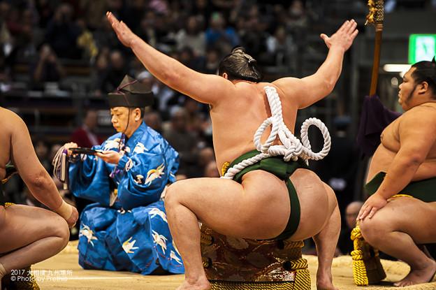 2017 大相撲九州場所3