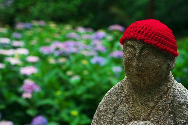 阿弥陀寺の地蔵さん