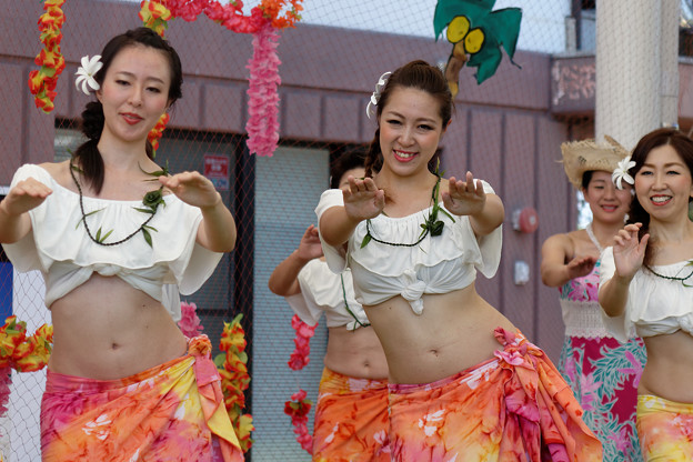 Photos: 君の笑顔にノックアウト