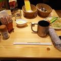 写真: DSC_0035 ホテル一階のコメダ珈琲にて