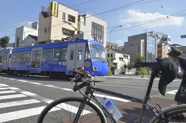 DSC_5709 路上を走る、世田谷線