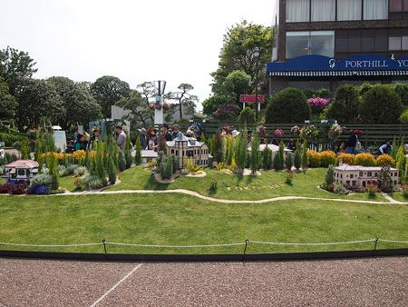 港の見える丘公園 緑化フェア