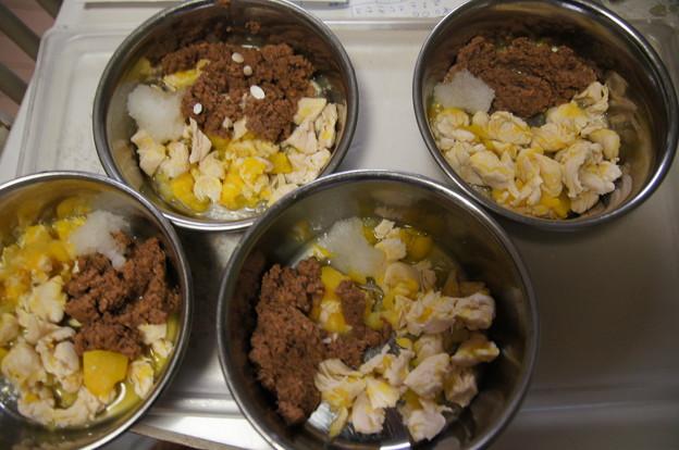 写真: 消化の良いご飯