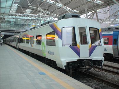 PC - New mild steel body cars / 夜景列車 2