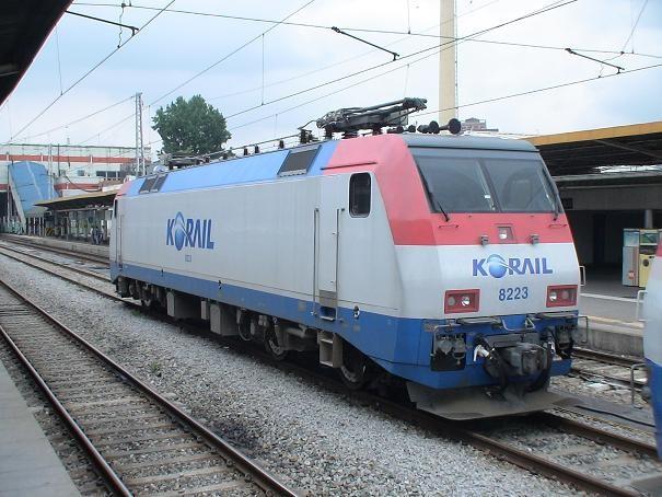 EL - 8200 / #8223号 電気機関車(交流駆動), Euro Sprinter