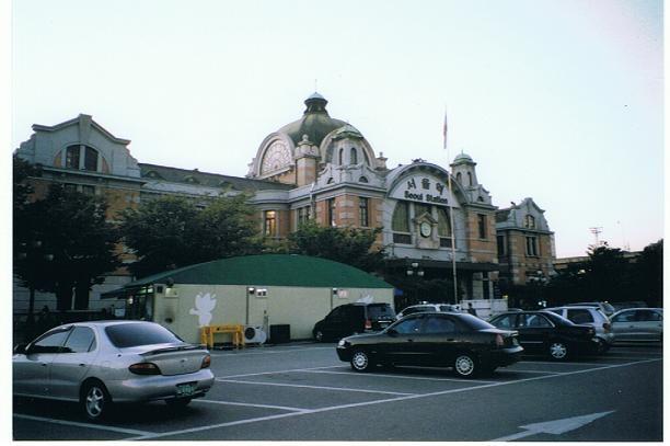 ソウル駅、2002年
