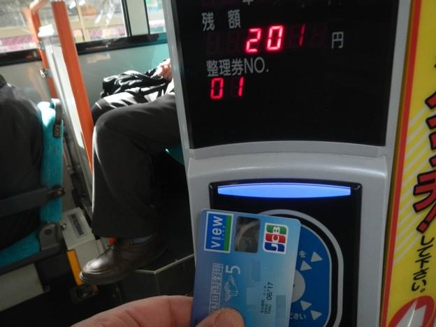 バス2-乗車時カードリーダー