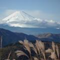 富士山 091212 02 大観山から
