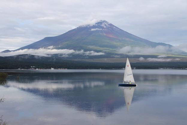 Photos: 富士山120903 06 山中湖交流プラザ「きらら」から