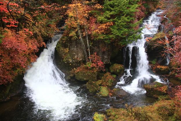 写真: 奥日光 竜頭の滝 171017 03