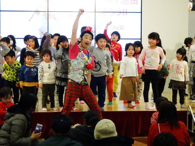 ラッキィ池田と踊ろう!