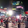 やっさ踊り2009、江木チームの熱演