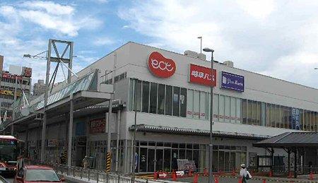 名鉄岐阜駅 新商業ビル「ECT(イクト)」9月6日(日)グランドオープン直前-210825-1