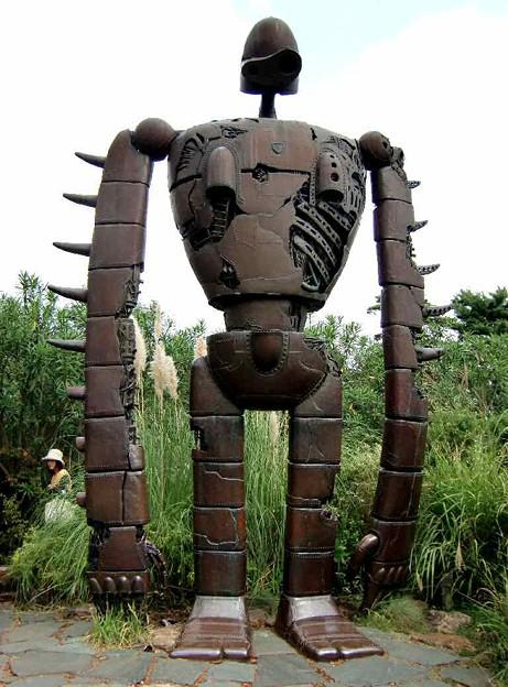 Photos: 巨神兵 三鷹の森 ジブリ美術館-211004-11