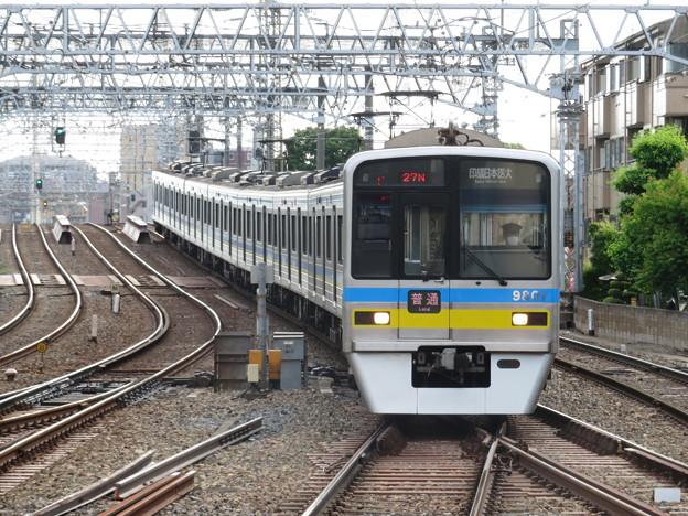千葉ニュータウン鉄道9800形9808F