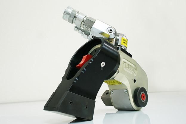 油圧トルクレンチPL210SC 最大締付けトルク2100Nm