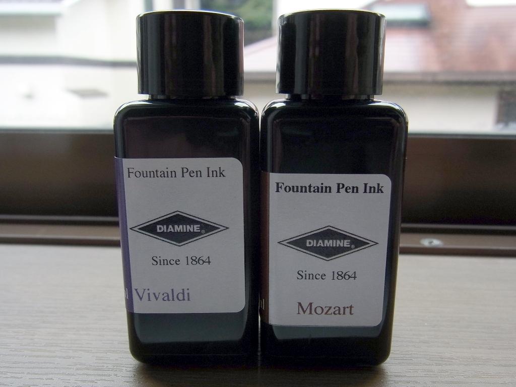Diamine Vivaldi & Mozart