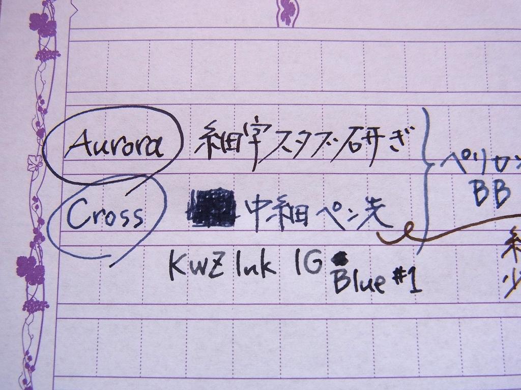 AURORA BBとの比較