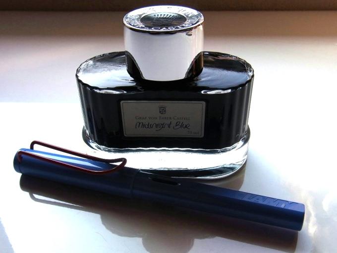 GRAF VON FABER-CASTELL Midnight Blue Ink