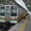 写真: JR両毛線伊勢崎駅