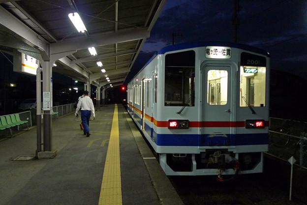 関東鉄道竜ケ崎線@竜ケ崎駅