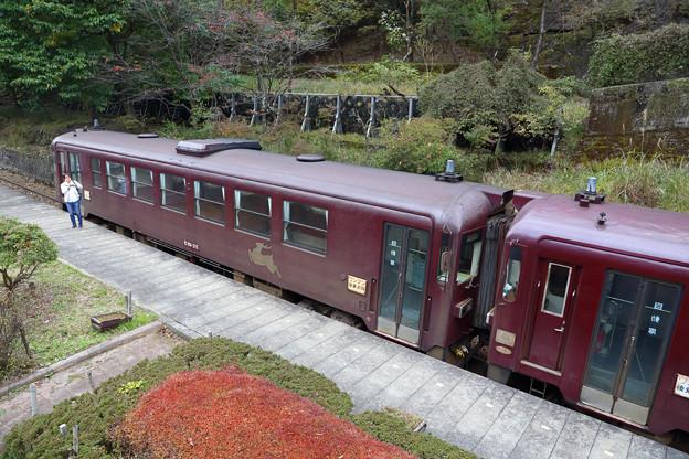 わたらせ渓谷鐵道@間藤駅