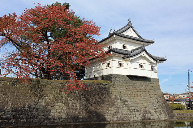 Photos: 新発田城辰巳櫓