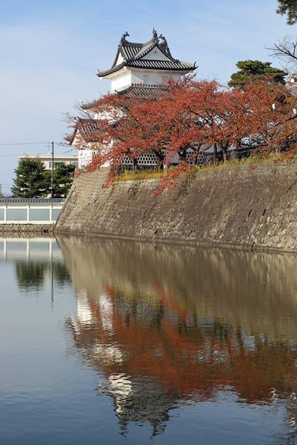 Photos: 新発田城三階櫓
