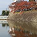 写真: 新発田城三階櫓