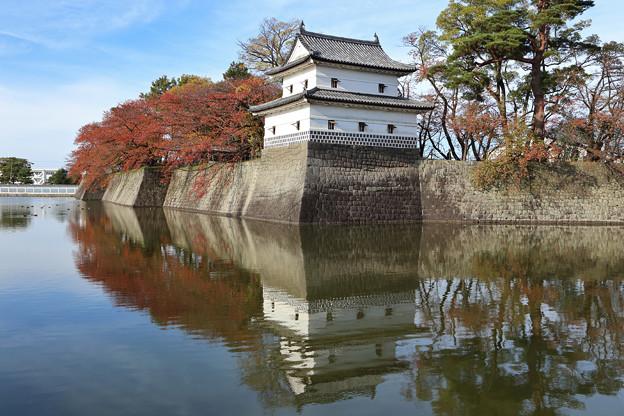 Photos: 新発田城二の丸隅櫓