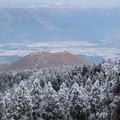 阿蘇雪景色2