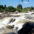 写真: ソンパミットの滝です