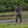 135mm 草刈り