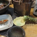Photos: ワサビとキンメ