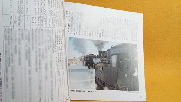 蒸気機関車 SLもおか 雑誌
