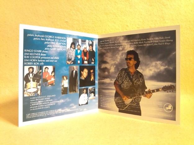 George Harrison Cloud Nine CD Got My Mind Set on You