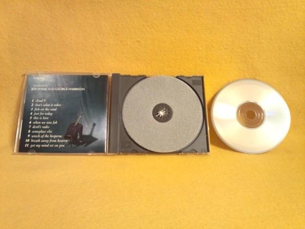Cloud Nine CD ジョージ ハリスン セット・オン・ユー