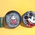 Photos: ディズニー リゾート ミッキーマウス 缶 メモ
