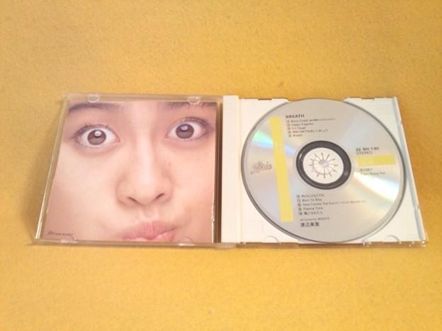 BREATH 渡辺美里 CD