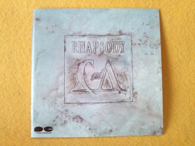 Photos: ラプソディ チャゲ&飛鳥 CD