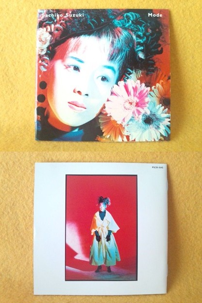 Mode モード 鈴木早智子 CD アルバム