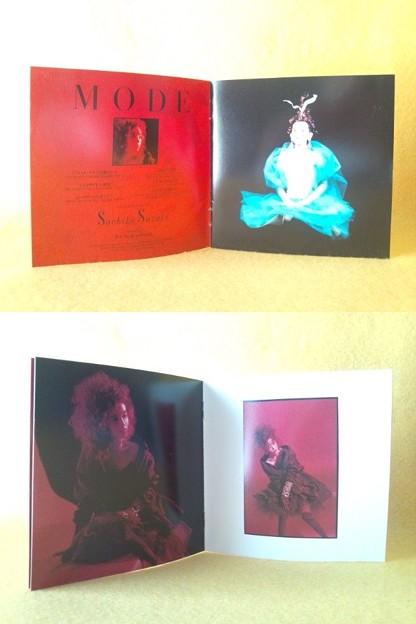 Mode モード 鈴木早智子 CD アルバム Wink