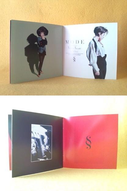 Mode モード すずきさちこ CD ソロ アルバム